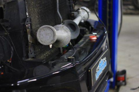 установка доп оборудования на авто