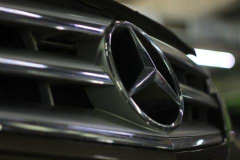 Ремонт Mercedes